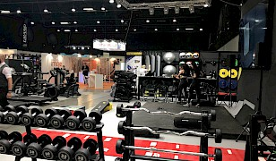 Fiwe 2018 Fitness Trade Show