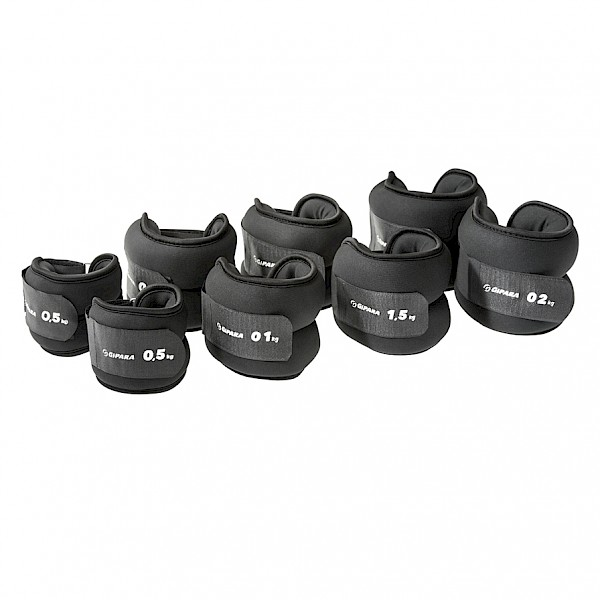 Neoprene ankle/wrist weights